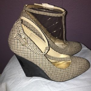 Bakers cabfare wedge